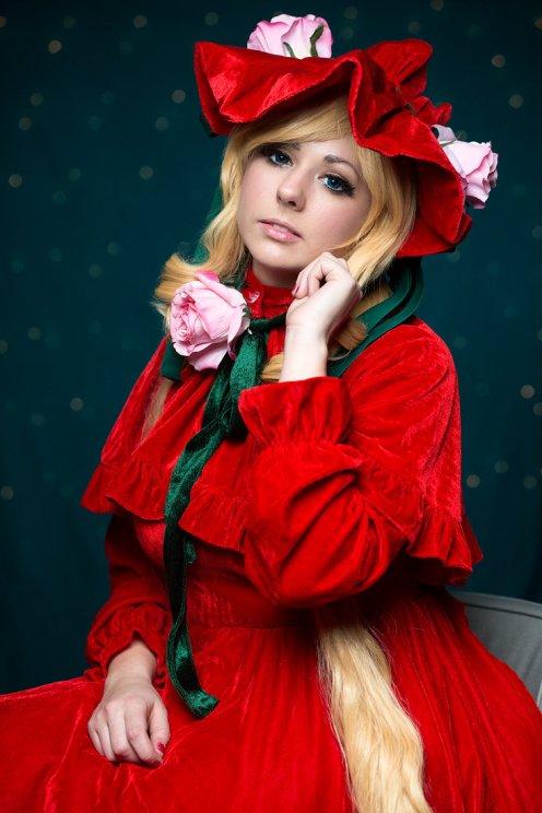 171217-ElysiaGriffin-HolidayMatsuri-LeapingLizardCosplay-RozenMaiden-Shinku-2-OW